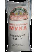 "МУКА В/СОРТ 50 КГ ""МАКФА"" МЕШОК"