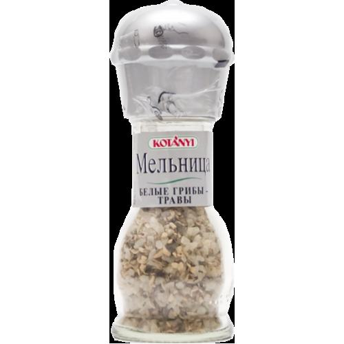 Белые грибы специи