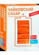 ЧАЙКОФСКИЙ-САХАР ПОРЦИОННЫЙ (60шт.*5) 300гр.*10 BOX -ТРОСТНИКОВЫЙ