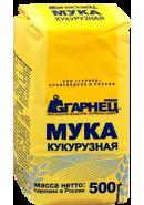 """ГАРНЕЦ"" - МУКА КУКУРУЗНАЯ 500гр.*6"
