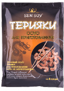 SEN SOY Premium-СОУС Д/ПРИГОТОВЛЕНИЯ 120гр.*15-ТЕРИЯКИ пак.