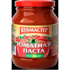 КУХМАСТЕР-ПАСТА ТОМАТНАЯ ГОСТ  270гр.*12