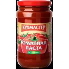 КУХМАСТЕР-ПАСТА ТОМАТНАЯ ГОСТ  370гр.*12