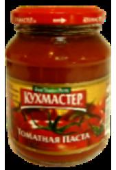 КУХМАСТЕР-ПАСТА ТОМАТНАЯ ГОСТ 1000гр.*6