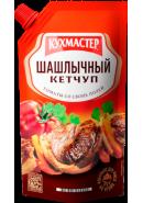 """КУХМАСТЕР-КЕТЧУП 350гр.*16""""ШАШЛЫЧНЫЙ"""" Д/П"""