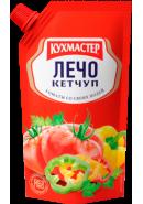 """КУХМАСТЕР-КЕТЧУП 350гр.*16""""ЛЕЧО"""" Д/П"""