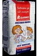 """ГАРНЕЦ"" - КРУПКА ""РИСОВАЯ МАНКА"" 450гр.*6"