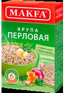 """""""MAKFA"""" КРУПА ПЕРЛОВАЯ 400гр.(6 порций)*15"""