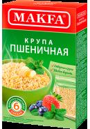 """MAKFA"" КРУПА ПШЕНИЧНАЯ 400гр.(6 порций)*15"
