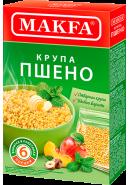 """MAKFA"" КРУПА ПШЕНО 400гр.(6 порций)*15"