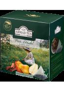 """Чай """"Ahmad Tea"""" ПИРАМИДКИ 20*1,8гр.*12- Грушевый штрудель, черный (1236)"""