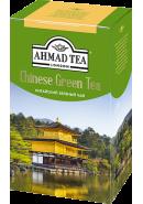 "Чай ""Ahmad Tea"" ЗЕЛЕНЫЙ ЛИСТ. 100гр.*12- «Китайский» (1570-1)"