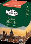 """Чай """"Ahmad Tea"""" ЧЕРНЫЙ ЛИСТ. 200гр.*12- «Классический» (1568)"""