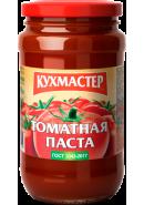 КУХМАСТЕР-ПАСТА ТОМАТНАЯ ГОСТ  190гр.*12