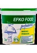 ВЕДРО-МАЙОНЕЗ EFKO FOOD ПРОВ.  67%  3кг.*3