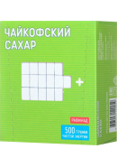 ЧАЙКОФСКИЙ-САХАР РАФИНАД 0,5кг*40 ГОСТ
