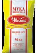 УВЕЛКА-МУКА ПШЕНИЧНАЯ В/С 50кг.