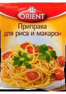 ORIENT - ПРИПРАВА ДЛЯ РИСА И МАКАРОН 20гр.*25
