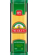 """""""MAKFA"""" ВЕРМИШЕЛЬ ДЛИННАЯ """"ПАУТИНКА"""" 500гр.*20"""