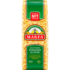 """MAKFA"" ЗВЕЗДОЧКИ 250гр.*20"