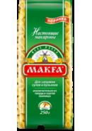 """""""MAKFA"""" РАКУШЕЧКИ ГЛАДКИЕ 250гр.*20"""