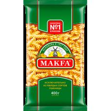 """MAKFA"" СПИРАЛИ 400гр.*20 (223-3 А)"