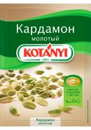 KOTANYI - КАРДАМОН МОЛОТЫЙ 10гр.*25