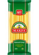 "+*""MAKFA"" МАКАРОНЫ ДЛИННЫЕ 500ГР.*12 (295-5)"