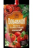 "+ КЕТЧУП ""ДОБАВКИН"" 350гр.-24-ТОМАТНЫЙ ДОЗ."